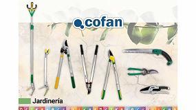 Foto de Cofan amplía su gama de herramientas para poda y recolección