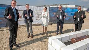 Foto de KraussMaffei comienza la construcción de una nueva planta, que será la nueva sede en Parsdorf (Alemania)