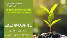 Foto de La revista Tierras y AEFA organizaron una doble jornada online sobre la importancia de los bioestimulantes en la agricultura actual