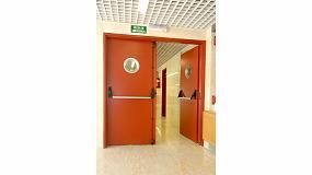Foto de El Código Técnico de la Edificación incluye la norma UNE-EN13637:2016 para puertas en recorridos de evacuación