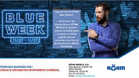 Foto de Se acerca la semana Blue Week de Röhm