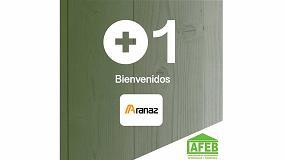 Foto de Aranaz se incorpora a AFEB, que suma 115 asociados