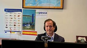 Foto de Javier Garat, reelegido como presidente de Europêche por sexta evz