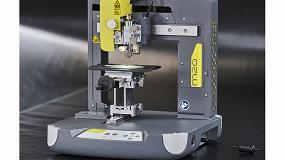 Foto de Gravotech rediseña su máquina de grabado más exitosa y lanza la nueva M20