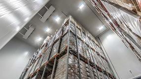 Foto de La iluminación LED inteligente reduce la huella de carbono de las empresas logísticas