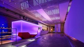 Foto de Zumtobel Group presenta un nuevo concepto de su campus e inaugura el Light Forum