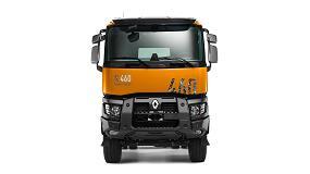 Foto de Las gamas C y K de Renault Trucks, ahora también conectadas con Predict