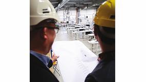 Foto de Ewab Engineering ayuda a aumentar la capacidad productiva hasta en un 40%