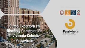 Foto de Formación Passivhaus convoca un curso de experto Passivhaus en vivienda multifamiliar