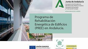 Foto de La Agencia Andaluza de la Energía organiza un webinario de presentación del PREE