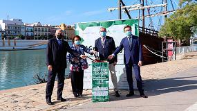 Foto de La tercera #GreenLeague instalará más de 30 puntos de recogida de RAEE en empresas e instituciones de Andalucía y Cataluña