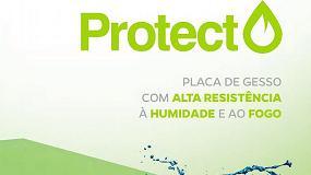 Foto de Placa Gyptec Protect (catálogo)