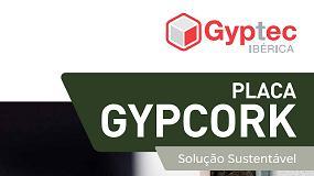 Foto de Placa Gypcork (catálogo)