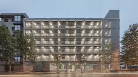 Foto de Primer proyecto de vivienda social para la EMVS de Madrid bajo el estándar Passivhaus