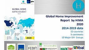 Foto de AFEB pone a la venta el Estudio Global Home Improvement Report 2020