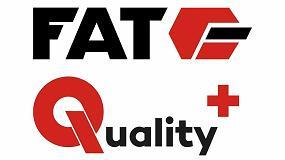 Foto de FAT lanza los sellos de calidad FAT Quality y FAT Quality+