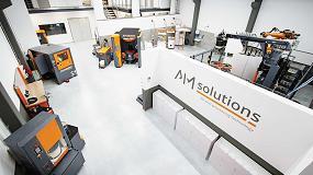 Foto de Nueva tecnología de posprocesamiento 3D y centro de pruebas para la marca Rösler AM Solutions