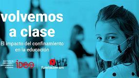 Foto de La Fundación SM presenta los resultados del informe 'Volvemos a clase'