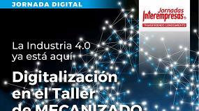Foto de Interempresas organiza conferência digital sobre a digitalização do chão de fábrica