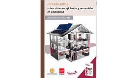 Foto de 'Sistemas eficientes y renovables en edificación', nueva jornada de Fenercom