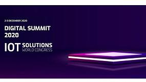 Foto de El primer Digital Summit de IOTSWC aborda la implementación de la Inteligencia Artificial y los Digital Twins