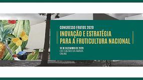 Foto de Congresso Frutos 2020: inovação e estratégia para a fruticultura nacional