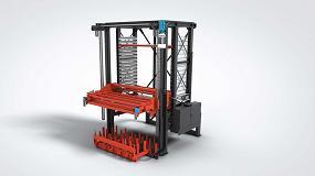 Foto de Bystronic presenta ByTower Compact, para la carga y descarga automatizada