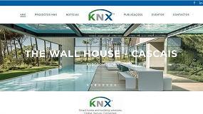 Foto de KNX Portugal renova site e lança várias novidades
