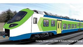 Foto de Alstom suministrará los primeros trenes de hidrógeno de Italia