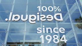 Foto de Desigual recibe el Premio Laus de bronce al diseño de su nuevo logotipo