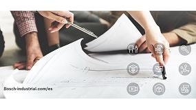 Foto de Bosch Comercial-Industrial incluye en su web una nueva área para prescriptores