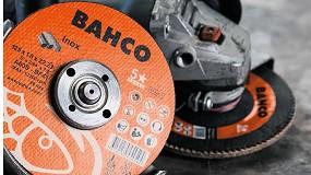Foto de Bahco lanza una nueva gama de discos abrasivos