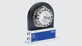 Foto de Nuevo transductor de par de HBK para ensayos a velocidades más altas