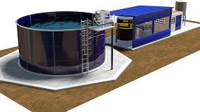 Foto de Salher desarrolla soluciones sostenibles para el tratamiento de aguas residuales industriales