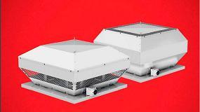 Foto de Sistemas de ventilación de techo Helios