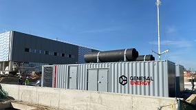 Foto de Genesal Energy diseña y suministra la red de emergencia al nuevo hospital de Emergencias Enfermera Isabel Zendal