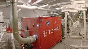 Foto de Empieza a funcionar la primera clasificadora Tomra instalada bajo tierra en la mina de sal de roca K+S