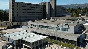 Foto de Euronit equipa seis hospitais nacionais com soluções complementares Duripanel