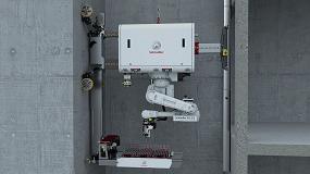 Foto de Sistema de instalação automatizado e pioneiro Schindler R.I.S.E já está operacional