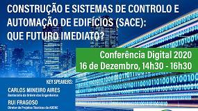 Foto de Conferência KNX debate futuro da Construção e sistemas de controlo e automação de edifícios