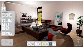 Foto de Jump into Design, la primera plataforma de realidad virtual en la nube para diseñadores de interiores