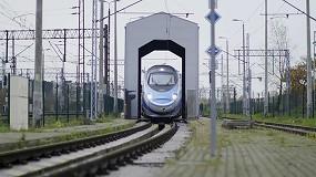 Foto de La tecnología TrainScanner, desarrollada por Alstom Espanña, entra en servicio en Varsovia