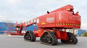Foto de Importante inversión en maquinaria Genie del alquilador alemán Gerken