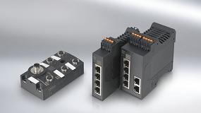 Foto de Datos en la dirección correcta con los switches de Murrelektronik