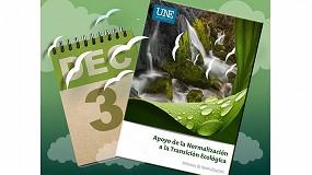 Foto de Los expertos subrayan el papel clave de las normas UNE en la transición ecológica