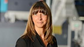 Foto de Entrevista con Martina Schmidt, responsable de la unidad de negocio Recycling I Waste de Vecoplan AG