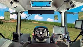 Foto de Argo Tractors implementa la telemática y el telediagnóstico en tractores junto a Actia