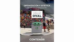 Foto de Optimización y estética en un solo producto con Iglú OVAL de Contenur