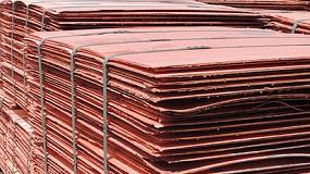 Foto de Atlantic Copper, reconocida con el sello 'Copper Mark' por su producción responsable de cobre