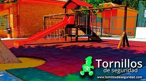 Foto de Seguridad en los parques infantiles y mobiliario urbano